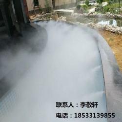 邯郸人造雾设备,冷雾雾森,景观造雾,环保除尘