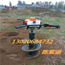 种植汽油地钻挖坑机 挖穴机规格及图片