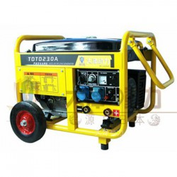 外贸进口230A汽油发电电焊机参数