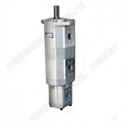 CBQLT-F550/F532/F410-AFP,三联齿轮油泵