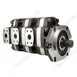 GPC4-80-63-20-B1F4-30-R,三联齿轮泵