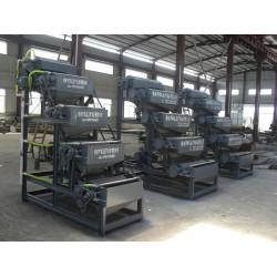 大量供应好用的四辊湿式毛刷钨矿强磁磁选机