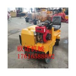 厂家直销ONY850电启动柴油微型压路机 小型单轮压路机
