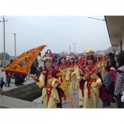 遂川县寿宴演出策划公司专注于江西正九寿宴