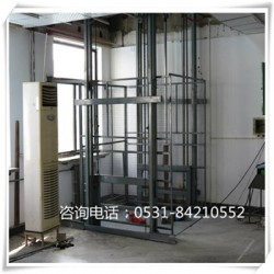 白银 货物运输电梯 导轨式电梯 厂家安装定