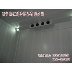 西宁保鲜库_西宁海汇制冷设备提供的冷库安
