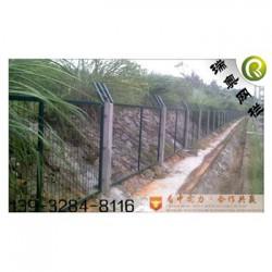 铁路的防护网