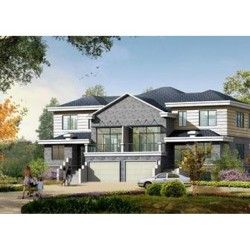 上海别墅造型,别墅造型价格费用