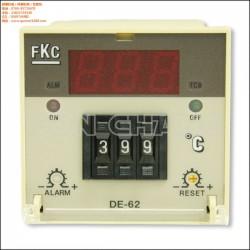 群美机电(图)、FKC温控表DE-62、FKC温控表