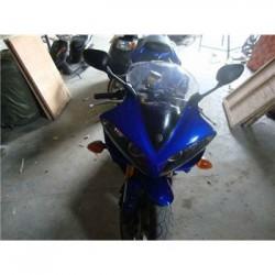 产品促销雅马哈XJ-6摩托车