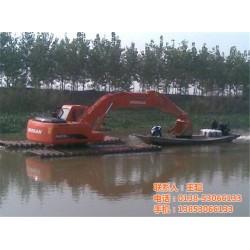 加长臂挖掘机哪家好 加长臂挖掘机 润泽机械