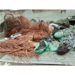 赣榆县铜电缆、铝电缆回收多少钱一吨?常年