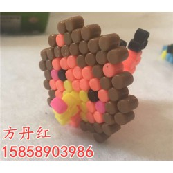 拼拼豆豆批发商、明创工艺品款式多、安徽拼