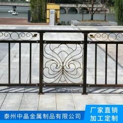 三横杆组装式阳台护栏厂家订购生产无中间商