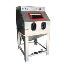 9080水式喷砂机手动湿式喷砂机环保喷砂设备箱式喷砂机