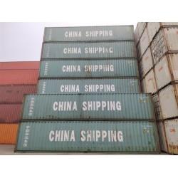 天津二手集装箱 海运货柜 冷藏集装箱低价出租出售