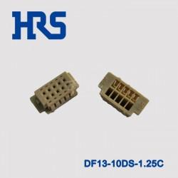 特价HRS正品连接器DF13-10DS-1.25C胶壳