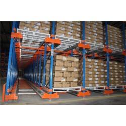 穿梭车货架仓储货架可订制鑫辉厂家直销常州