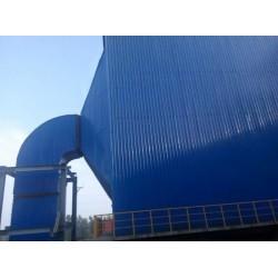 高温排水管道玻璃棉管保温彩钢不锈钢白铁保温安装队