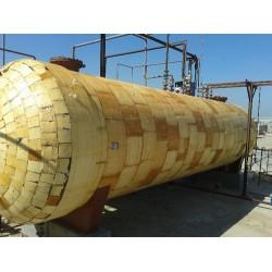 设备镀锌铁皮保温施工队承包岩棉管防腐保温施工厂家