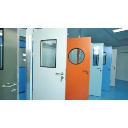 钢制洁净门 不锈钢洁净门 无尘净化车间钢质门厂家批发