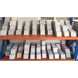 水磨石防静电预制板-无机水磨石预制板-水磨石不发火预制板
