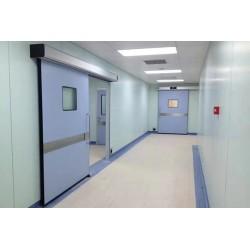 医用气密门 防辐射专用气密门 彩钢板平移门 医用钢质气密门
