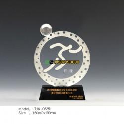 体协奖杯 田径跑步奖杯 公安系统运动会奖杯定做 厂家直销