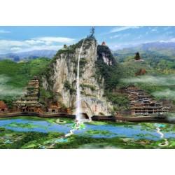 北京亮典旅游 重庆景区爆点设计 四川景区升级改造 景区入口