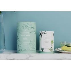襄阳纸罐定做礼品茶叶包装纸罐牛皮纸食品圆筒纸罐子印刷定制