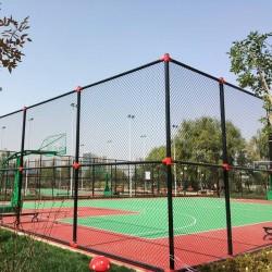 新疆体育场围网篮球场围网球场围栏生产厂家
